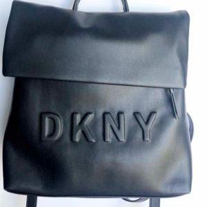DKNY Tilley Logo backpack. New with tags